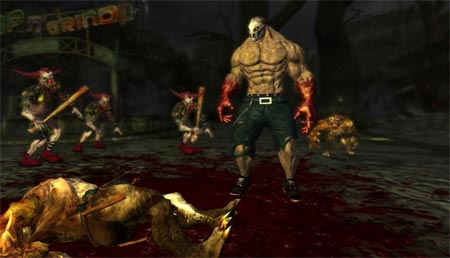 screens: splatterhouse