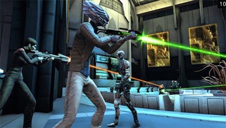 screenshots: star trek online