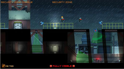 screens: stealth inc 2
