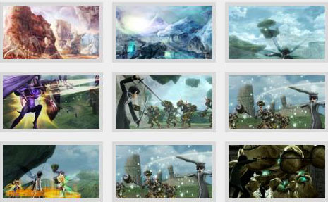 screens: sword art online: lost song