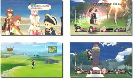 screenshots: tales of …