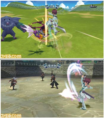 screens: tales of graces