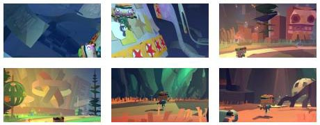 screens: tearaway