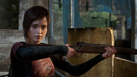 screens: the last of us