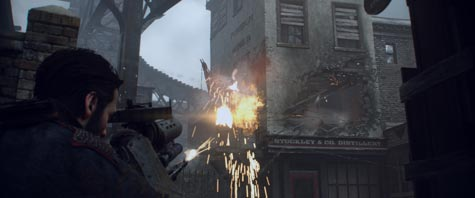 screens: the order 1886