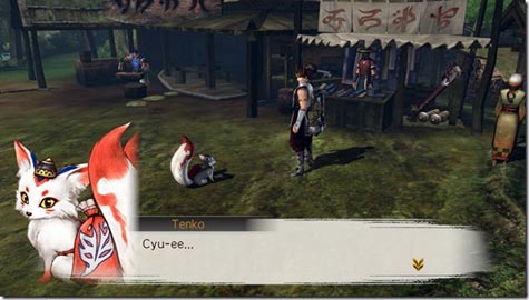 screenshots: toukiden: the age of demons