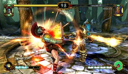 screens: tournament of legends