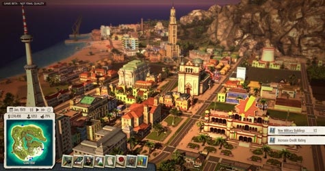 screens: tropico 5