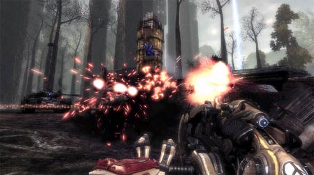 screenshots: unreal tournament III