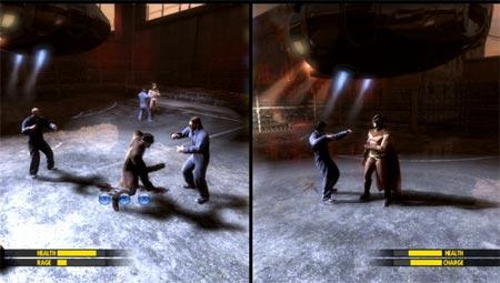 screenshots: watchmen