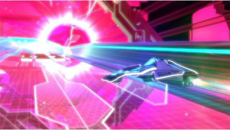 screens: wipeout hd fury