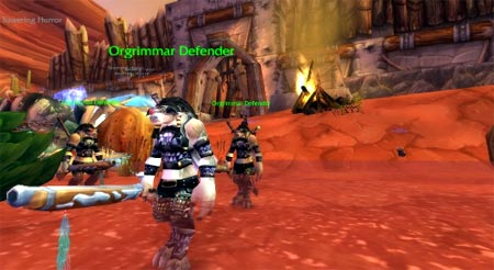 screens: wow - wrath of the lich king