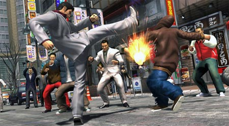 screens: yakuza 3