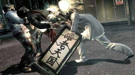 screens: yakuza of the end