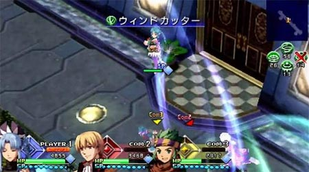 screens: ys vs legend of heroes
