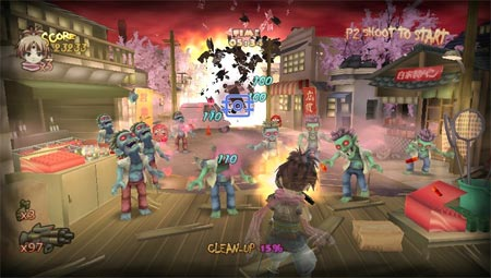 screens: zombie panic in wonderland