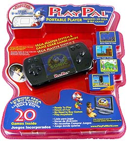 sega: playpal portable