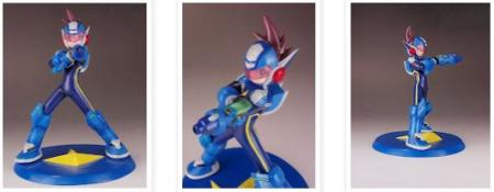 kotobukiya: shooting star megaman