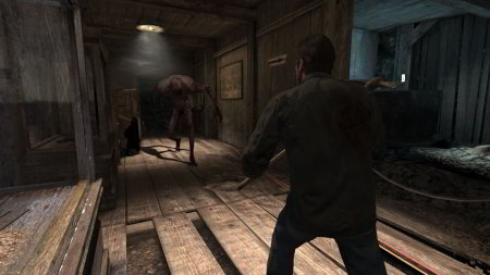 screens: silent hill downpour