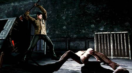 screens: silent hill homecoming