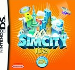 simcity ds cover