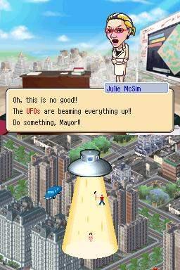 sim city: ufo-alarm!
