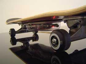 skateboard music