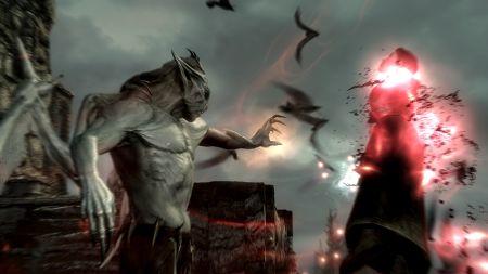 screenshots: the elder scrolls V: skyrim: dawnguard
