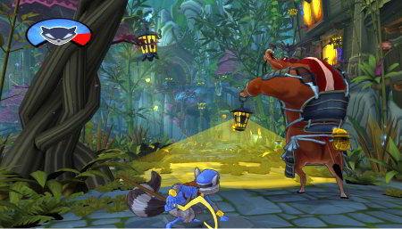 preview: sly cooper: thieves in time