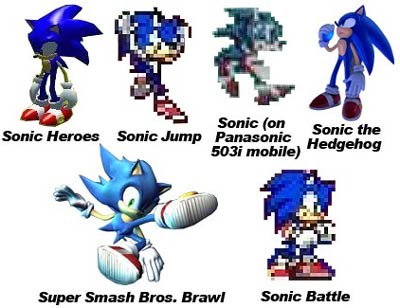 special: sonic-evolution