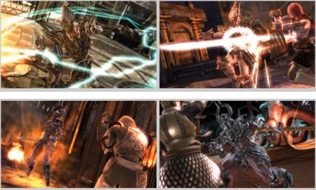 screens: soul calibur V