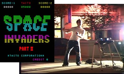 space invaders 2006