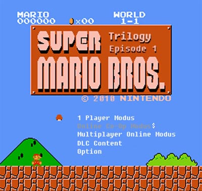 spoof: super mario bros 2010