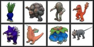 spore vs. pokemon