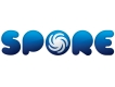 spore logo klein