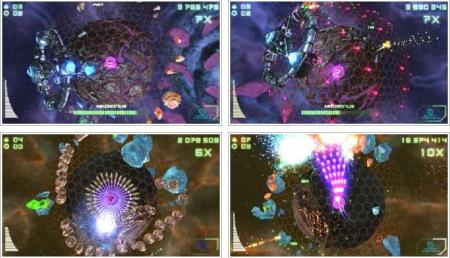 screenshots: star strike delta