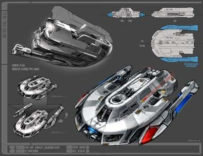 concept artwork: star trek