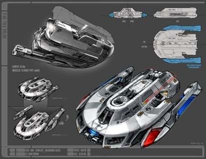 concept artwork: star trek