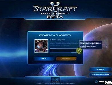 pc starcraft II beta keys