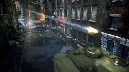 screens: steel battalion