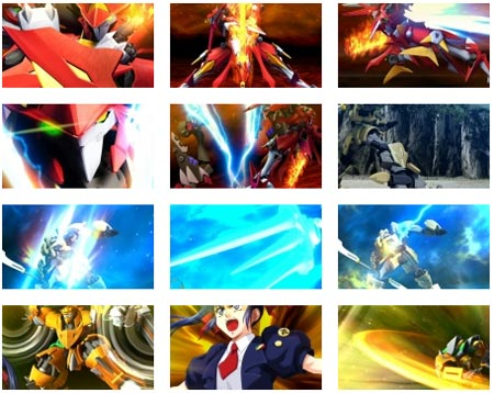 screens: super robot wars: OG Saga Masou Kishin III: Pride of Justice