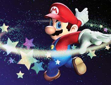 wii: super super mario galaxy