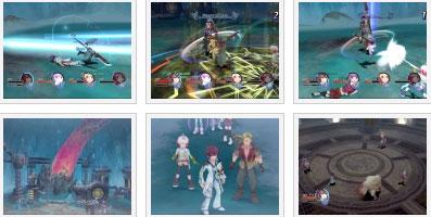 screens: tales of graces f
