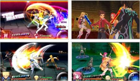 screens: tales of the heroes twin brave