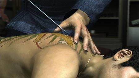 tattoos: yakuza 3