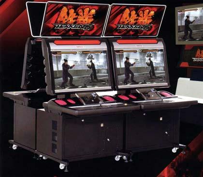 arcade: tekken 6