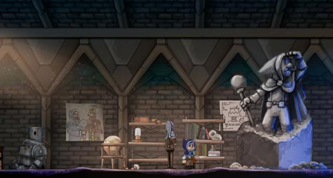 screens: teslagrad