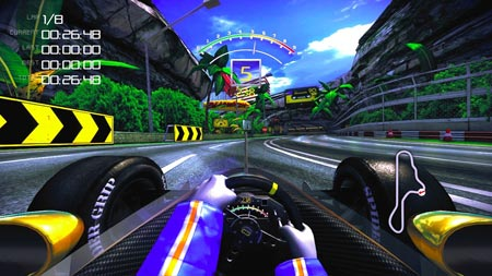 preview: the 90s arcade racer