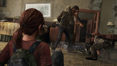 screenshots (IV): the last of us