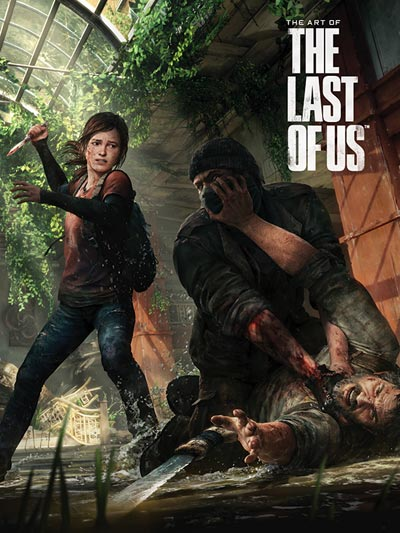 preview: the last of us: das buch